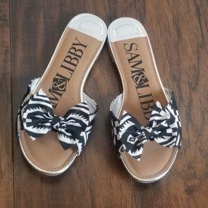 Sam & Libby Bow Slides